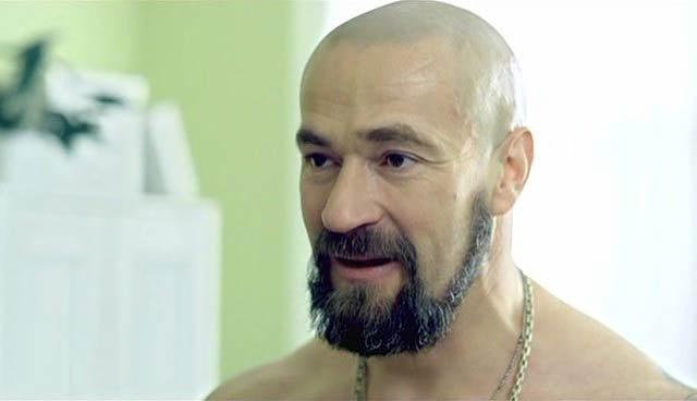 Сергей Бадюк актер