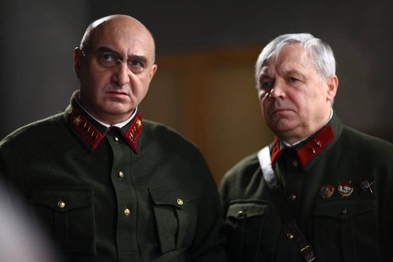 сталин фильм актеры