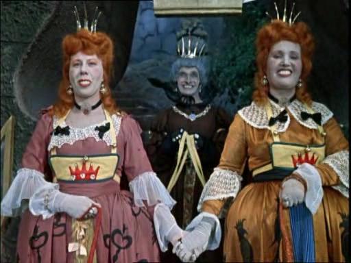 фильм королевство кривых зеркал 1963 скачать торрент