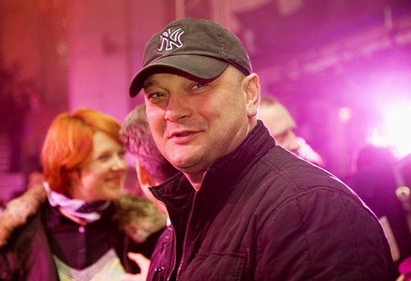 Сергей Гинзбург актер