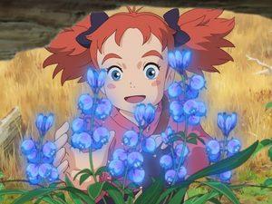 «Мэри и ведьмин цветок»: по стопам Миядзаки