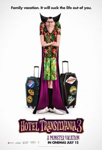 Монстры на каникулах 3 - Hotel Transylvania 3: Summer Vacation