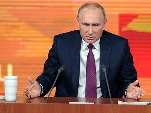 Путин раскритиковал предвыборную кампанию Ксении Собчак
