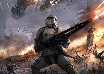 Над картиной звёздные войны эпизод